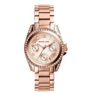Michael Kors Mini Blair MK5613 womens quartz watch